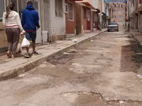 Soacha no tiene posibilidad de reparar sus vías