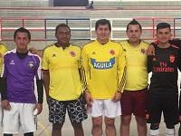 Termina primer torneo de futsal  intersedes de la E.S.E. de Soacha