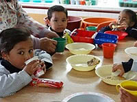 Soacha inicia lucha contra la desnutrición en niños de edad escolar