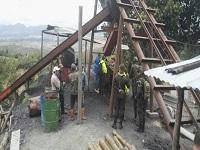 Capturas por minería ilegal en Suesca