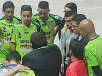 Jóvenes soachunos son protagonistas en el Torneo profesional de futsal