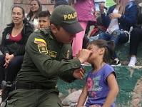 Policía de Soacha promueve integración ciudadana