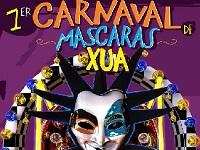 """Ya viene el I carnaval de máscaras """"Xua"""":"""