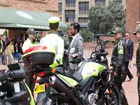 Cundinamarca refuerza su seguridad vial