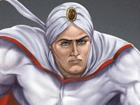 Kaliman, Tarzán, Flash Gordon reviven en Soacha