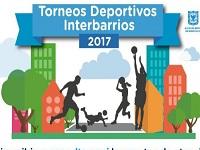 Abiertas las inscripciones para participar en torneos interbarrios de Bogotá