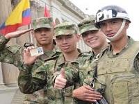 Jóvenes de Soacha   invitados a definir  situación militar