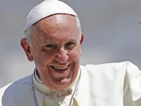 Ajustes  para  inscripciones a misa del papa Francisco