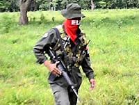 ELN hiere a un policía en Cundinamarca