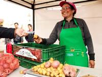 Vuelve el mercado campesino a Soacha