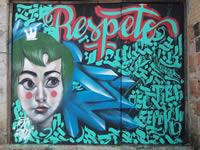 Con arte, niños y niñas renuevan el rostro de Potosí en Ciudad Bolívar