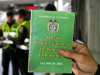 Durante la primer semana de  aplicación de código de policía, soachunos tienen más de 400 comparendos