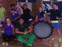 Tropical jump se impone como técnica deportiva colombiana