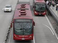 Transmilenio extenderá su servicio hasta la  media noche