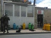 Fiscalía captura en Soacha  a presuntos  traficantes de gas natural