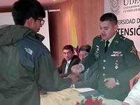 En Soacha entregan 142 libretas militares a víctimas del conflicto