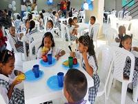 Así son los refrigerios escolares que reciben los niños en Tocancipá