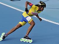 Girardot fortalece su práctica deportiva en patinaje