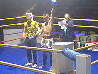 Soacha realizó el II TINKU Internacional de Kick Boxing