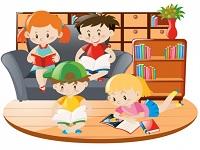 3 de cada 10 niños leen una vez por semana en el país