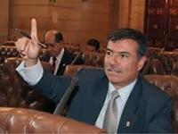 «Yo le regalé  a Soacha una credencial  de diputado»