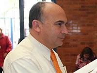 Arcenio Peralta es el nuevo presidente del directorio Liberal de Soacha