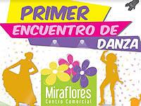 Primer encuentro de danza Miraflores en Ciudad Verde