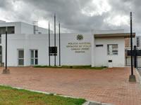 Predio donde funciona estación de Policía de Ciudad Verde será donado a la institución