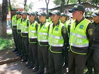 450 nuevos auxiliares de Policía reforzarán seguridad en Cundinamarca