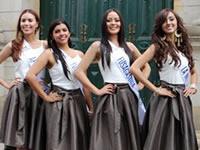 Impondrán bandas a candidatas al reinado departamental de belleza