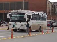 Nuevo intento para que buses urbanos de Soacha respeten los paraderos