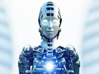 Desconectaron  a dos robots que conversaban