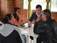 Atención psicosocial y asesoría jurídica llegó a veredas de Faca