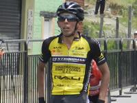 Carlos Becerra vence en la segunda etapa de la Clásica Soacha