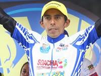 Carlos Becerra se coronó campeón de la Clásica Soacha