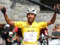 Ciclista zipaquireño gana el  Tour de l'Avenir
