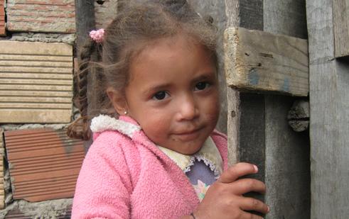 """""""Las miradas inocentes de la guerra"""": una realidad oculta en Soacha"""