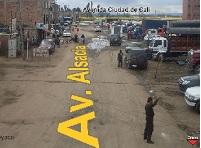 Nueva avenida distrital iría hasta límite con Soacha