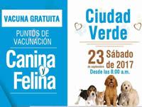 Secretaría de salud de Soacha adelanta campaña de vacunación canina