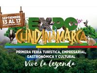 Todo listo para Expo Cundinamarca