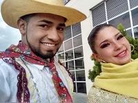 Pareja de bailarines de Soacha  deja en alto el nombre del departamento