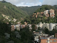Embargan a constructora por obras ilegales en cerros orientales de la ciudad
