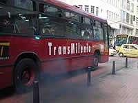 Buses de Transmilenio están afectando la salud de las personas