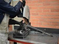 Habrá convocatoria para diseñar monumentos con armas de las Farc
