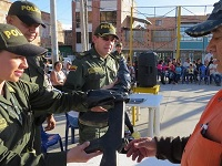 En Soacha se realizaron nuevas jornadas de desarme