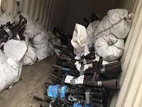 Finaliza proceso de dejación de armas de las Farc