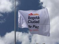 Bogotá quiere ratificarse como Ciudad Mundial de Paz
