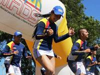 11 millones  entregará la XVII Maratón de Actividad Física Musicalizada IMRDS 2017