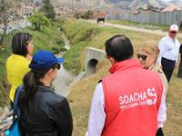 Cuidado y preservación del río Soacha