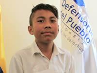 El defensor de los sueños en Soacha tiene 13 años de edad